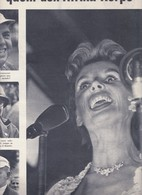 (pagine-pages)LOLA ANDERSEN Alias LILI MARLENE  L'europeo1956/573. - Books, Magazines, Comics