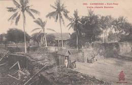 Siem-Reap - Vieille Citadelle Siamoise SIAM Ex-Cambodge Cambodge Cambodia Angkor Dieulefils N°1800 - Thailand
