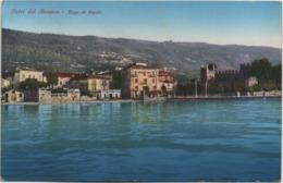 Lago Di Garda, Torri Del Benaco (Verona). Viaggiata 1931 Formato Piccolo - Verona
