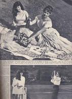 (pagine-pages)ELEONORA ROSSI DRAGO  Oggi1956/38. - Books, Magazines, Comics