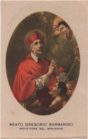Santino Del Beato Gregorio Barbarigo (Venezia 1625 - Padova 1697). Anno 1951 - Santini