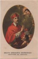 Santino Del Beato Gregorio Barbarigo (Venezia 1625 - Padova 1697). Anno 1951 - Images Religieuses