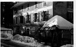 TURINI  HOTEL DES ALPES  FEVRIER 1940  PHOTO ANIMEE - Lieux