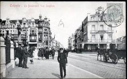 Oostende : Le Bd Van Iseghem - Oostende