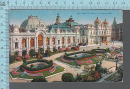 "Monte-Carlo - Le Casino -  ED: RM "" Ronstan & Menier - Monte-Carlo"
