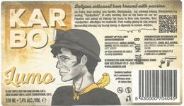 Etiket België 562 - Beer