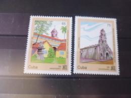 CUBA YVERT N°3496.3497** - Cuba