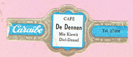 Sigarenband - Caraïbe - Café DE DENNEN - Mie Kiewit - Diel Dessel - Sigarenbandjes