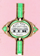 Sigarenband - Café Maria Dessel - Sigarenbandjes