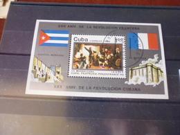 CUBA YVERT N°115 - Blocks & Sheetlets