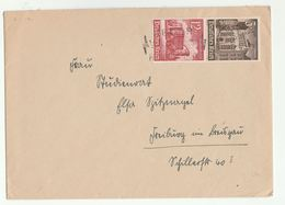 Germany COVER 1941 Winter Relief Stamps - Germany