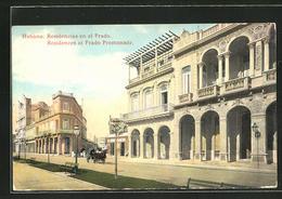 AK Habana, Residencias En El Prado, Residences At Prado Promenade - Cuba