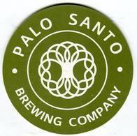 Lote Pa19, Paraguay, Posavaso, Coaster, Palo Santo, Verde - Portavasos