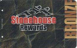 Stonehouse Bar & Grill - Las Vegas NV - BLANK Pub / Slot Card - Casino Cards