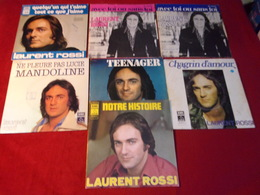 LAURENT  ROSSI   °  7 / 45  TOURS  DE COLLECTION - Complete Collections