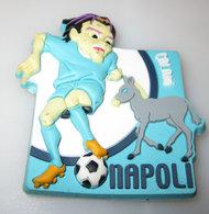 CALAIO' NAPOLI MAGNETE PANINI - Sports