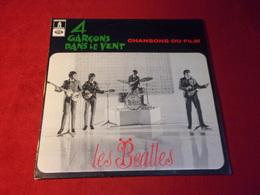 THE  BEATLES  °  4 GARCONS DANS LE VENT - Vinyl Records