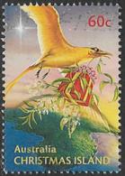 Christmas Island 2010 Christmas 60c Sheet Stamp Good/fine Used [38/31207/ND] - Christmas Island