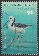 Cocos (Keeling) Islands SG435 2008 Visiting Birds 50c Good/fine Used [38/31208/6D] - Cocos (Keeling) Islands