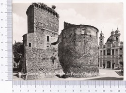 Varese Ligure ~ Castello Ei Fieschi E Chiesa Delle Suore ~ 1957 ~ Ed. M. Garibaldi ~ Levibrom - Other Cities