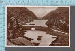 Killarney - Serpent Lake & Bridge Gap Of Dunloe  - Real Photo - ED: Valentine's #27509 - Kerry