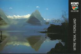 Modern Picture Postcard - New Zealand - Mitre Peak, Milford Sound - Unused - MPC 614 - Postcards
