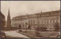 Greifswald, Universität - Allemagne