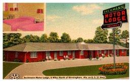 Alabama   Birmingham  , Buchmann Motor Lodge - Huntsville