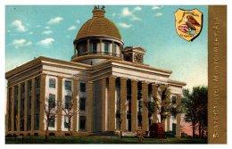 Alabama  Montgomery , State Capitol - Montgomery
