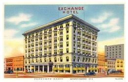 Alabama  Montgomery ,  Exchange Hotel - Montgomery