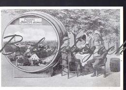 8-909 CZECH REPUBLIC 1995 Greeting From Námest Na Hané Namiescht Hanna Reprint From 1900 - Barrel Restaurant - Restaurants