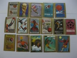 Paraguay  1978 World Cup Football MICHEL No.2974-2981.2983-2990 - Coupe Du Monde