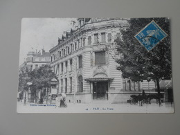 PYRENEES ATLANTIQUES PAU LA POSTE - Pau