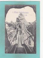 Old Postcard Of Hochschaubahn,Wiener Prater,Vienna,Austria ,S53. - Vienna