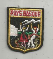 écusson Tissus , PAYS BASQUE - Patches