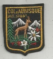 écusson Tissus , COL D'AUBISQUE - Patches
