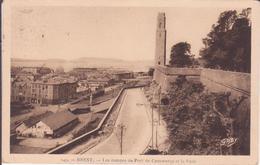 CPA -  149. BREST - Les Rampes Du Port De Commerce T La Rade - Brest