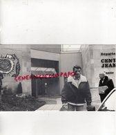 23- AUBUSSON -GUERET- JOHNNY HALLYDAY EN CREUSE- -PHOTO ORIGINALE ANNEES 80 - Célébrités