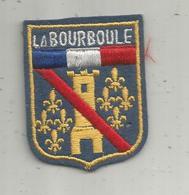 écusson Tissus , LA BOURBOULE - Patches
