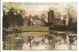 Little Malvern Court And Church - Worcestershire