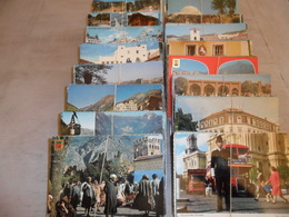 Grand Lot De 800 Cartes Postales Semi - Modernes Grand Format Du Monde ( Toutes Timbrées )    800 Postkaarten Wereld - Cartoline