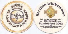 #D217-158 Viltje Warsteiner - Sous-bocks