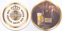 #D217-177 Viltje Warsteiner - Sotto-boccale