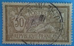 France 1900 : Type Merson Papier GC N° 120d Oblitéré - France