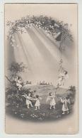 SANTINO RICORDINO ANGELI MONDOLFO PESARO  1936 - IMAGE PIEUSE - DEVOTIONAL IMAGES - Santini