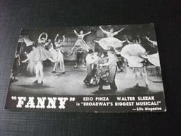 FANNY EZIO PINZA WALTER SLEZAK IN BROADWAY'S BIGGEST MUSICAL BALLO DANZA MAJESTIC THEATRE TEATRO NEW YORK - Inns