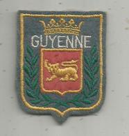 écusson Tissus , GUYENNE - Patches