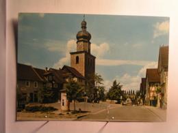 Bebra - Evgl. Kirche - Rotenburg
