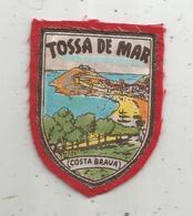 écusson Tissus , Espagne , TOSSA DE MAR , COSTA BRAVA - Ecussons Tissu