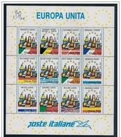 Italia/Italy/Italie: Europa Unita, Europe Unie, United Europe - Idee Europee